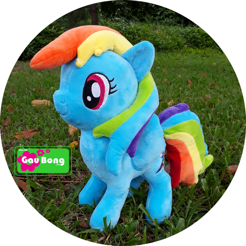 Ngựa Pony - Rainbow Dash