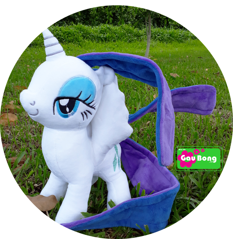 Ngựa Pony - Rarity